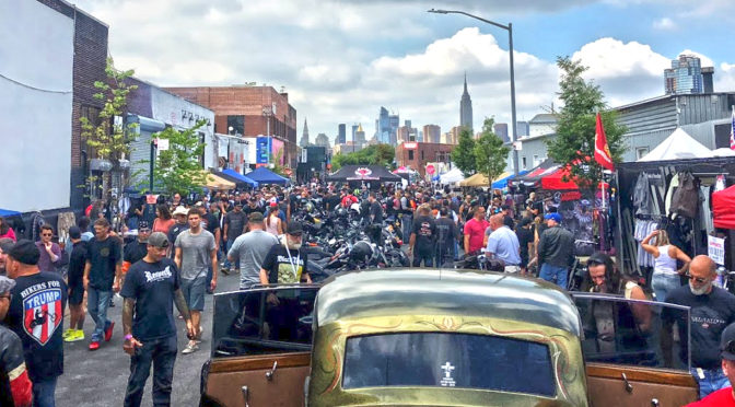 THE 2018 INDIAN LARRY GREASE MONKEY BLOCK PARTY