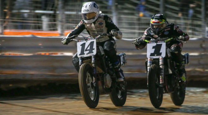 Briar Bauman Wins Harley-Davidson Williams Grove Half-Mile; Bromley Crowned AFT Singles Champ