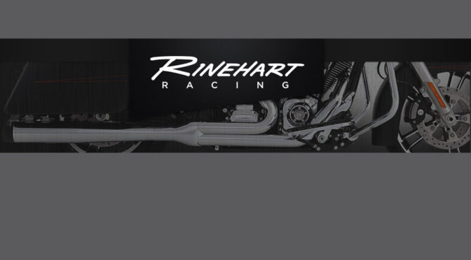 Performance, Sound, and Style: Get it All with Rinehart Racing's 2-Into-1 Exhaust System for 2017-Later Harley-Davidson Touring Models