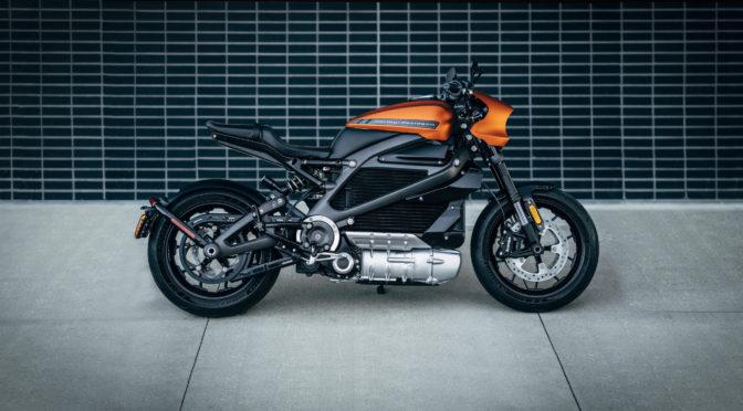 Harley-Davidson Releases Further Details on 2019 LiveWire