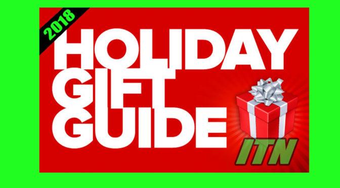 2018 Iron Trader News Holiday Gift Guide