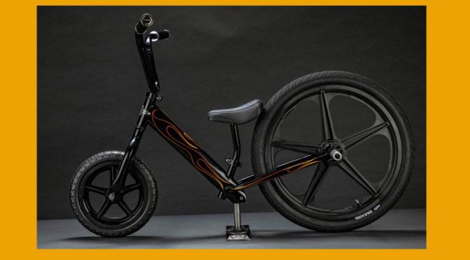 Bryan Fuller's Strider Rider Custom