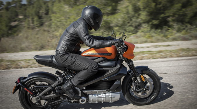 HARLEY-DAVIDSON ELECTRIFIES THE FUTURE OF TWO-WHEELS WITH DEBUT OF NEW CONCEPTS AND LIVEWIRE MOTORCYCLE AVAILABLE FOR US DEALER PRE-ORDER