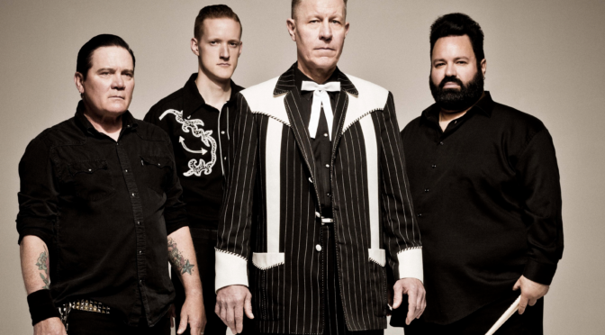 The Godfather of Modern Rockabilly, Reverend Horton Heat, to Crash The Best Party Anywhere!®