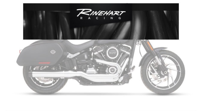 Rinehart Racing Delivers the Rumble to 2018-Later Harley-Davidson Sport Glides