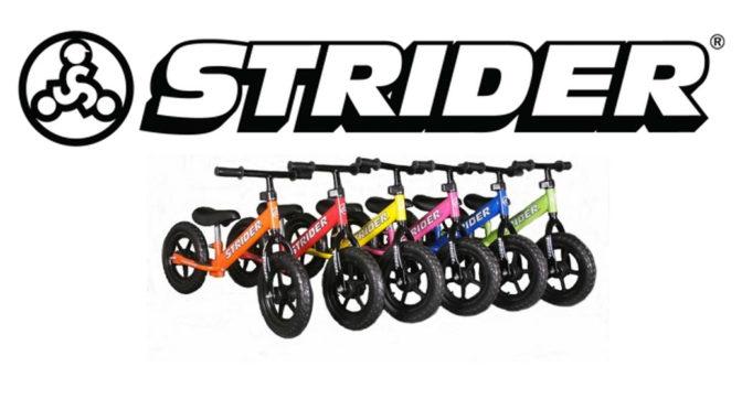 Strider Education Foundation has BIG NEWS!! 📣📣