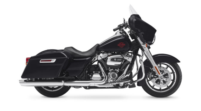 Harley-Davidson New Model Announcement   2019 Electra Glide Standard Delivers Elemental Touring Experience
