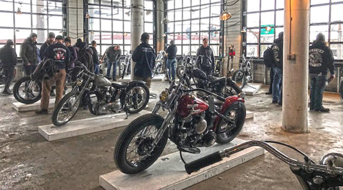 10th Anniversary One Motorcycle Show