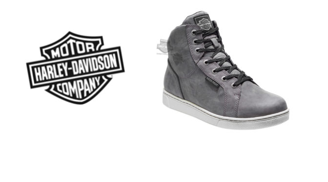 H-D Footwear Riding Sneakers