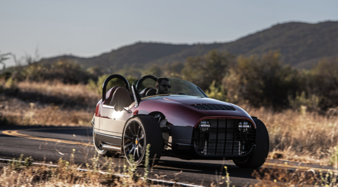 VANDERHALL OFFERS LUXURIOUS 2020 MODEL  CARMEL AUTOCYCLE IN THREE TRIM LEVELS