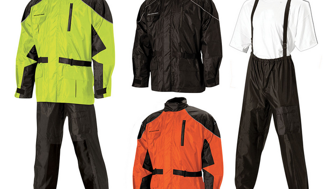 Nelson-Rigg AS-3000 Aston 2-Piece Rainsuit