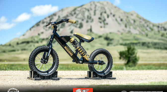 The Motorcycle Missions Team Flying Piston Strider Customs 2019