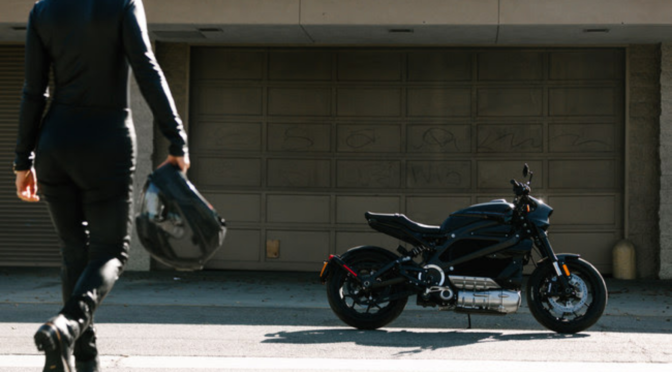Harley-Davidson's Electric Motorcycle, LiveWire, Available for Rent on Twisted Road