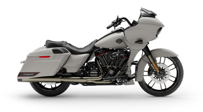 NEW HARLEY-DAVIDSON CVO ROAD GLIDE COMBINES STYLE, POWER, AND TECHNOLOGY