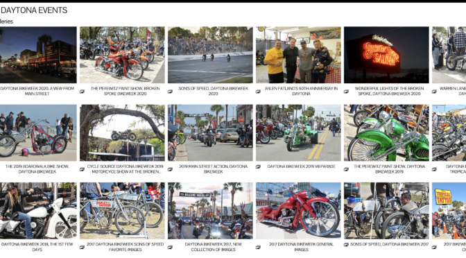 2020 DAYTONA BIKEWEEK PHOTO COVERAGE