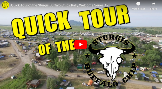 Quick Tour of the Sturgis Buffalo Chip – Rally Welcome Series