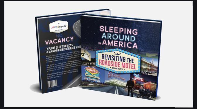 New book on motorcycle travel and roadside motels