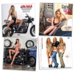 World Premier – New 2021 FastDates.com Motorcycle PinUp Calendars