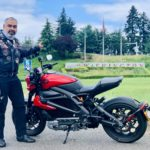 HARLEY-DAVIDSON ELECTRIC MOTORCYCLE OWNER MAKES HISTORY WITH FIRST U.S. BORDER-TO-BORDER JOURNEY