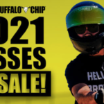 The 40th ANNIVERSARY of the Sturgis Buffalo Chip!
