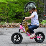 Helping kids by getting them on 2 wheels