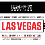 Mecum Las Vegas Motorcycle Auction Reaches $17.5 Million in Overall Sales