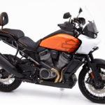 Front & Rear Saddles  2021 Harley-Davidson Pan America