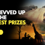 GET REVVED UP FOR THE WILDEST PRIZES