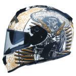Z1R Warrant Sombrero Motorcycle Helmet